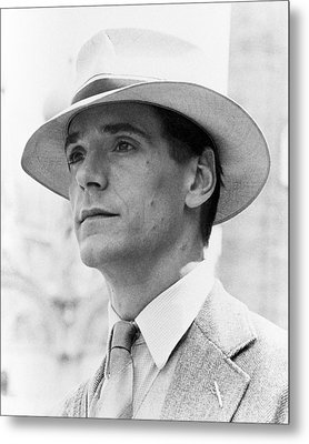 Jeremy Irons In Brideshead Revisited  Metal Print