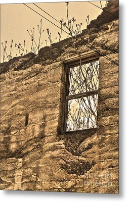 Jerome Arizona - Ruins - 01 Metal Print by Gregory Dyer