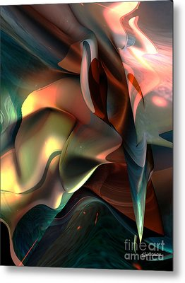 Jerome Bosch Atmosphere Metal Print by Christian Simonian