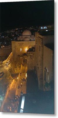 Jerusalem The Old City  Metal Print