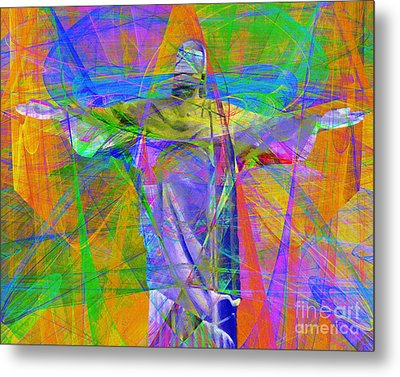 Jesus Christ Superstar 20130617 Horizontal Metal Print by Wingsdomain Art and Photography