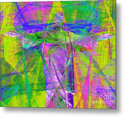 Jesus Christ Superstar 20130617p32 Horizontal Metal Print by Wingsdomain Art and Photography
