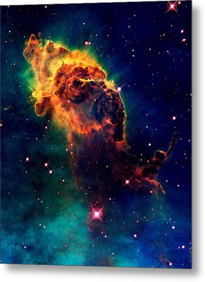 Jet In Carina Metal Print by Amanda Struz