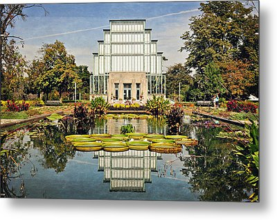 Metal Print featuring the photograph Jewel Box 1 by Marty Koch