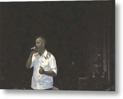 Jj Grey And  Mofro New Year's Eve Metal Print by Kelly Awad