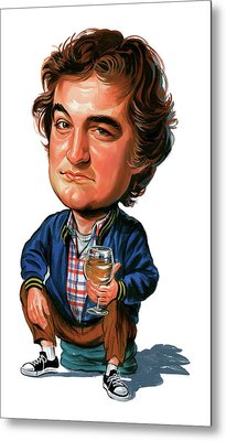 John Belushi Metal Print by Art