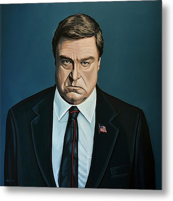 John Goodman Metal Print by Paul Meijering