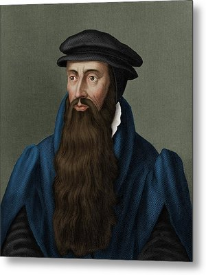 John Knox Metal Print