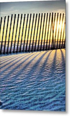 Jones Beach Metal Print by JC Findley