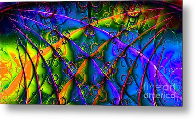 Journey 20130511v1 Long Metal Print by Wingsdomain Art and Photography