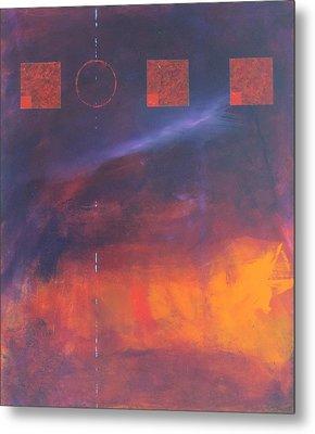 Journey No. 4 Metal Print