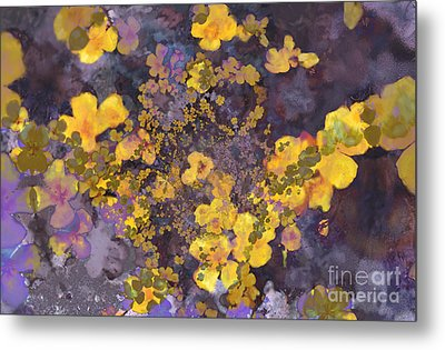 Joyous Meadow 2 Metal Print