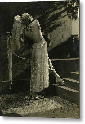Judith Anderson As Dolores Romero Metal Print