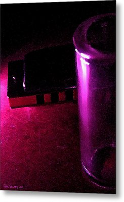 Juke Joints And Loves Lost Metal Print by Everett Bowers