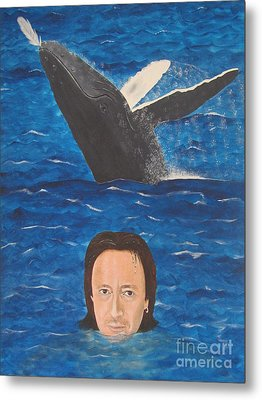 Julian Lennon Metal Print by Jeepee Aero