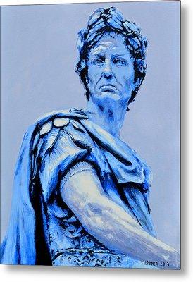 Julius Caesar Metal Print