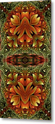 Jungle Love Metal Print