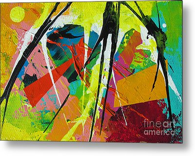Jungle2 Metal Print