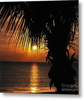 Junkanoo View Metal Print