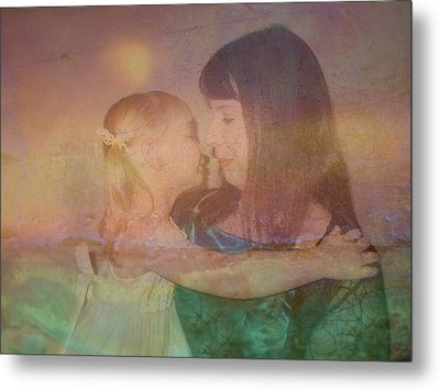 Just Love Metal Print by Shirley Sirois