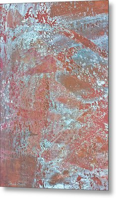 Metal Print featuring the photograph Just Rust by Heidi Smith