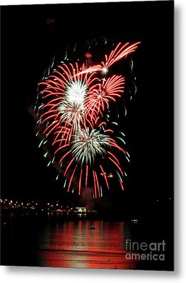 Metal Print featuring the photograph Kaboom by Chris Anderson