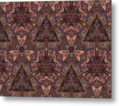 Kaleidoscope Metal Print by Michele Kaiser