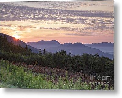 Kancamagus Highway - White Mountains New Hampshire Usa Metal Print
