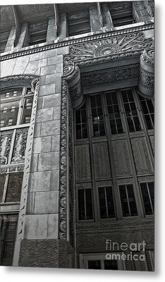 Kansas City - 11 Metal Print by Gregory Dyer