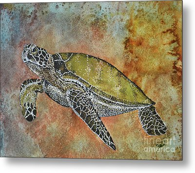 Kauila Guardian Of Children Metal Print