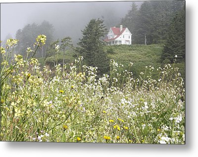 Keepers House Metal Print