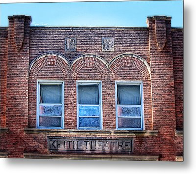 Keith Theater Metal Print