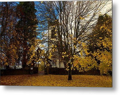 Metal Print featuring the photograph Kenmore Church by Stephen Taylor