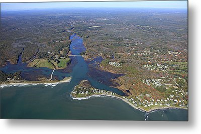 Kennebunk, Main Metal Print by Dave Cleaveland