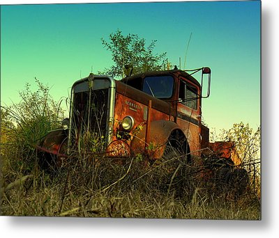 Kenworth 3 Metal Print