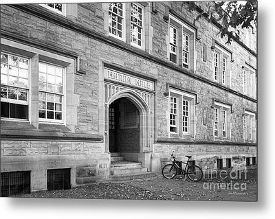 Kenyon College Hanna Hall Metal Print by University Icons