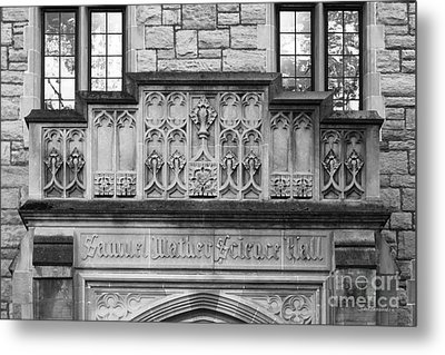 Kenyon College Samuel Mather Hall Metal Print by University Icons