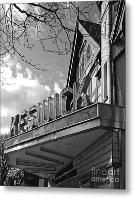 Keswick Theater Metal Print