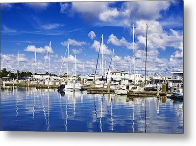 Key West Metal Print by Swank Photography