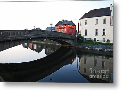 Metal Print featuring the photograph Kilkenny by Mary Carol Story