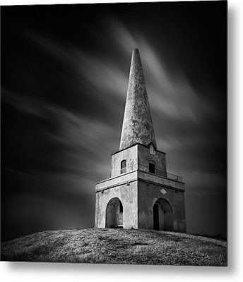 Killiney Hill Metal Print by Ian Good