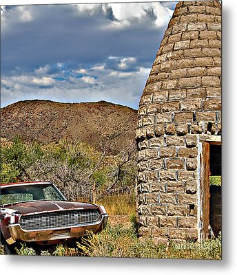 Metal Print featuring the photograph Kiln Sale by Lee Craig
