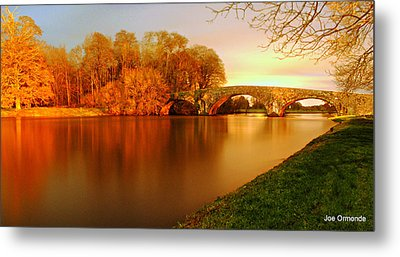 Kilsheelan Bridge Metal Print