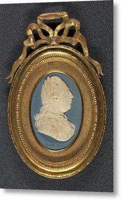 King George IIi Geo Metal Print