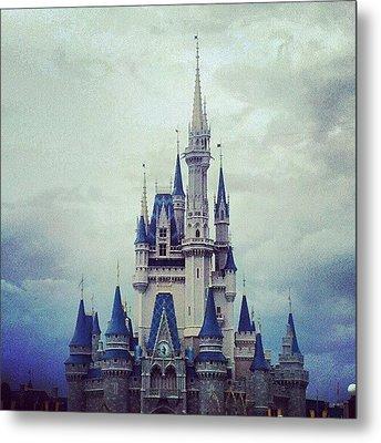 Kingdom Magic.   Metal Print