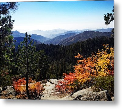 Kings Canyon Metal Print