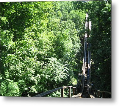 Kings Island - 121248 Metal Print by DC Photographer