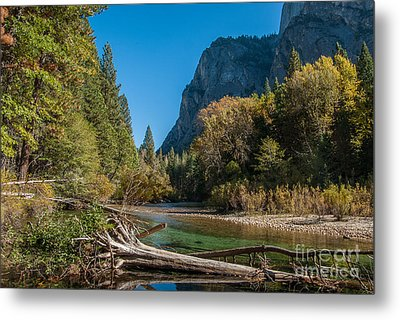 Kings River 1-7807 Metal Print