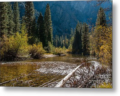 Kings River 1-7810 Metal Print