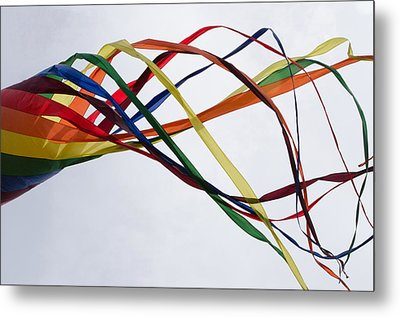 Metal Print featuring the photograph Kite  by Susan  McMenamin